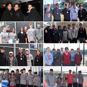 CHS Tennis Family