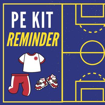 PE Kit reminder