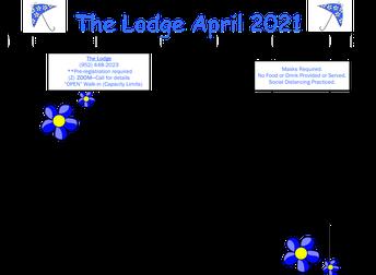April Programs