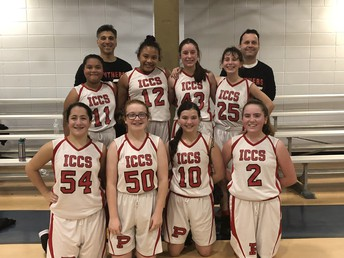 CONGRATULATIONS 7TH GRADE GIRLS BASKETBALL