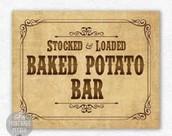Food Service News- Potatoes!