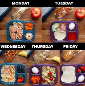 Plan Your Meals Together While Practicing Academic Skills
