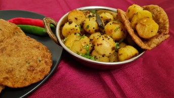 Bombay Potatoes - by Mrs Prema-Gadhia