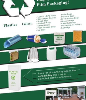 We are Collecting Plastic Bags!