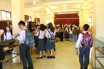 Grade 6B TTP Students