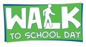 International Walk To School Day • Wednesday, October 4, 2017