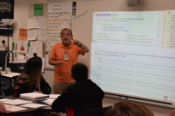 Mr. Garcia's Class