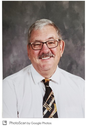 Music Teacher: Ray Stiffler
