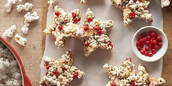Cooking: Candy Popcorn Stars