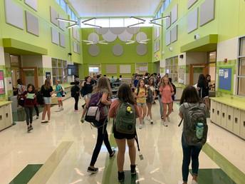 Hudson Bend Middle School