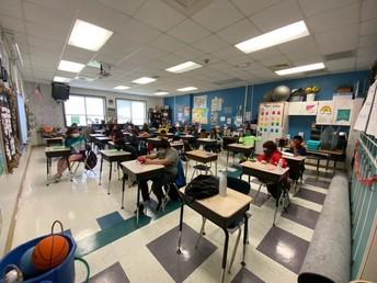 Spotlight on Fourth Grade!