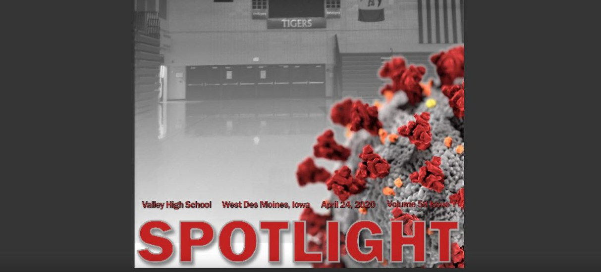 Valley High School Spotlight cover