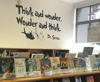 Peak School Library