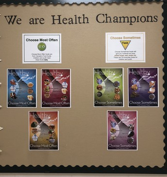 We are Health Champions
