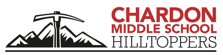 Chardon Middle School Hilltoppers logo