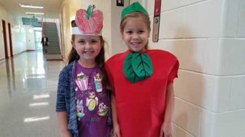 Apple Day Greeters