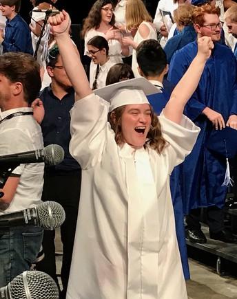 QCHS Class of 2019 graduates 385