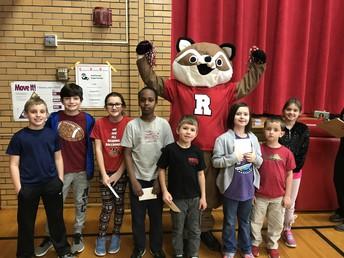 Reading Winners
