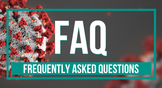 Link to answers to your health related questions on COVID-19