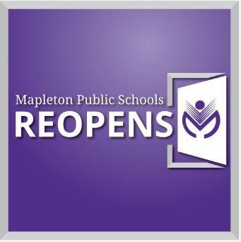 MAPLETON REOPENS
