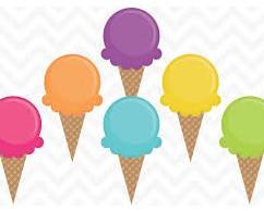 Great News!  Ice Cream Returns on Monday!