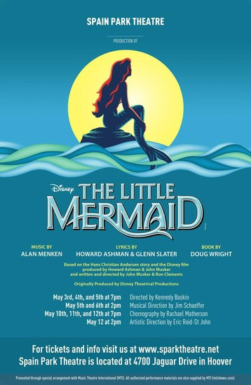 The Little Mermaid Promo Poster