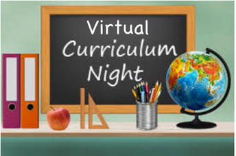 Curriculum Nights