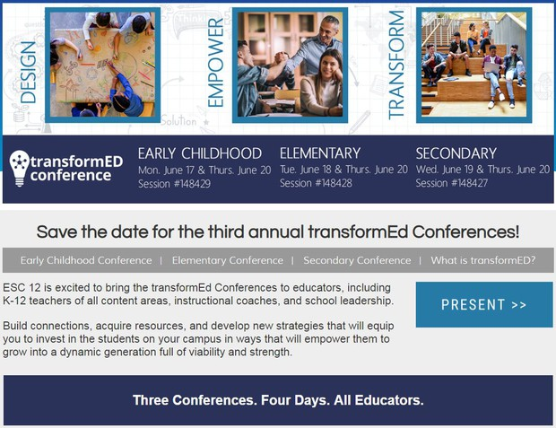 Transformed Conference