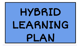 Hybrid Learning Families