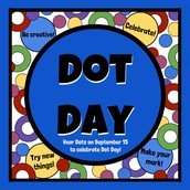 Dot Day is September 15th!