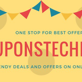 coupons techie