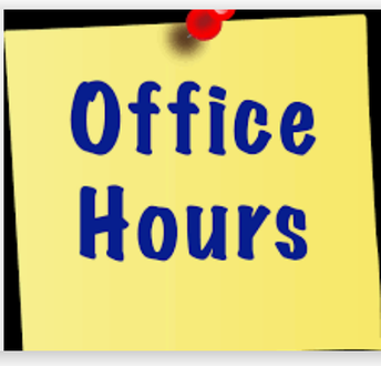 Parent and Student Office Hours