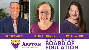 Affton Voters Elect Three to Board of Education
