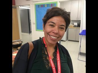 Ms. Rosa Hurtado
