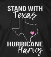Hurricane Harvey Coin Drive