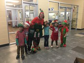 Elf Day - Mrs. Jones Class