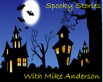 Spooky Stories and Trunk or Treat