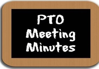 Catch Up on the Happenings from Our September PTO Meeting--Minutes Are Here!