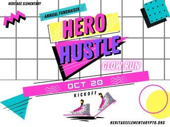 🎉 Hero Hustle Campaign KICKOFF