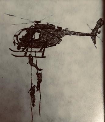 Gary Gordon's Sketch