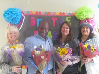 Congratulations to our Staff of the Year