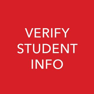 TO DO: Student Verification