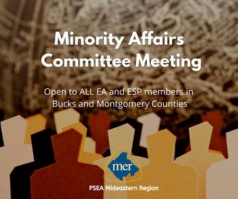 Minority Affairs Committee Meeting