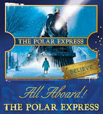 Polar Express and Ornament Day