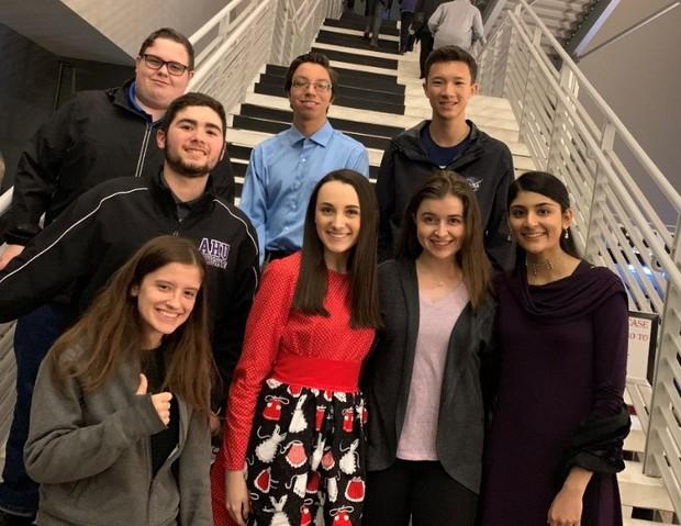 CHS Students at Arizona Speaker Series