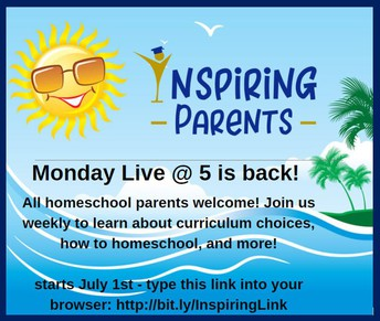 Inspiring Parents! - MIDDLE SCHOOL!