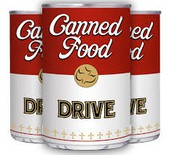 Let's CAN Hunger!- November 1- 22