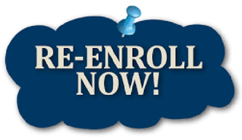 Get Your Early Re-Enrollment Discount!