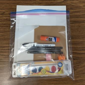 Art Kit Pick Up