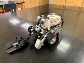 Adams MS Robotics Teams